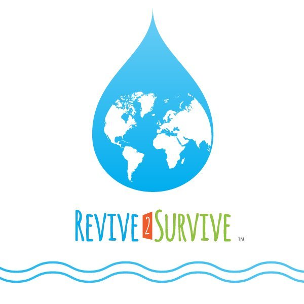 Revive 2 Survive - Sustainability Campaign logo