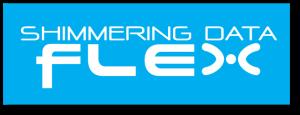 Shimmering Flex logo
