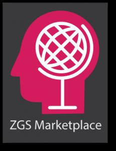 ZGS Marketplace logo