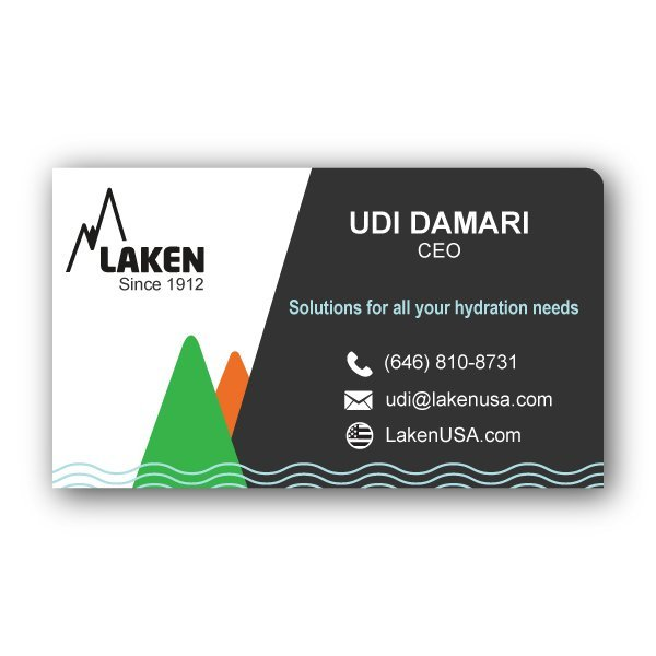 Corporate Branding - business card