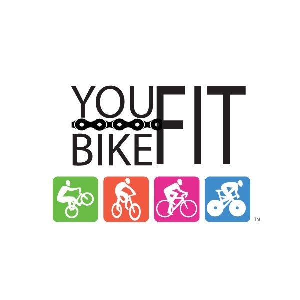 YouFit BikeFit logo