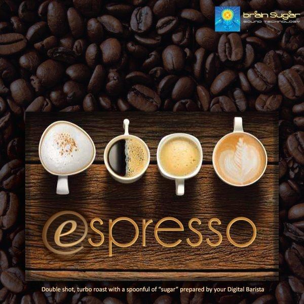 Espresso album cover