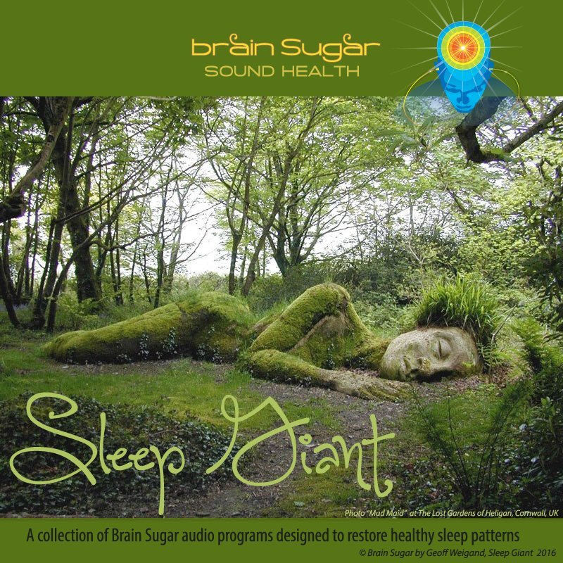 Sleep Giant album and app cover